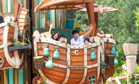 Admission to Everland Theme Park or Caribbean Bay Water Park with Transport from Seoul  Photos