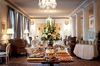 Afternoon Tea at Cape Town's Mount Nelson Hotel Photos