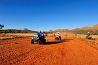 Alice Springs Quad Bike Undoolya Discovery Tour Photos