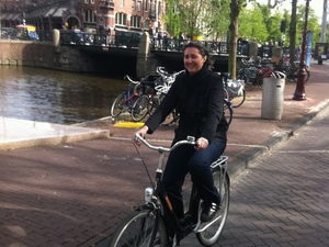 Small-Group Amsterdam Bike Tour Photos