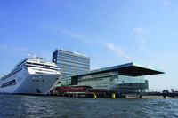 Amsterdam Harbor Sightseeing Cruise Photos