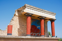Ancient Palace of Knossos Tour