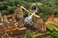 Angkor Wat Helicopter Flight with Private Tour of Temples Photos