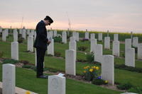 ANZAC Day Trip from Paris: Dawn Service at Villers-Bretonneux and WWI Somme Battlefields Tour Photos