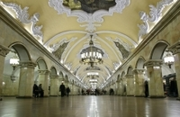 Architecture Tour of Moscow's Metro and Kolomensoye Estate Photos