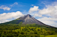 Arenal Volcano Hiking Tour with Hot Springs