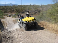 Arizona Desert Tour by UTV Photos