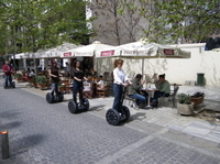 Athens Shore Excursion: Segway Tour Photos
