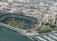 AT&T Park Tour with a San Francisco Giants Baseball Legend Photos