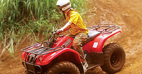 ATV Tour to Kauai Waterfalls Photos