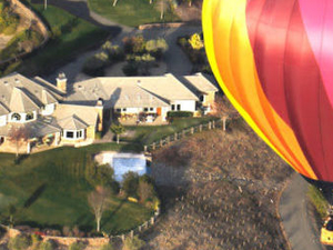 Napa Valley Hot-Air Balloon Ride with Sparkling Wine Brunch Photos
