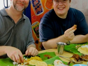 Eat Like a Local: Kuala Lumpur Hawker Center and Street Food Tour by Night Photos