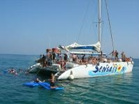 Barcelona Catamaran Party Sail or Leisure Cruise Photos