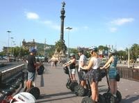 Barcelona Shore Excursion: Barcelona Segway Tour Photos