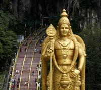 Batu Caves and Malaysian Crafts Tour from Kuala Lumpur Photos