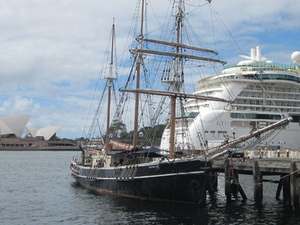 Sydney Harbour Tall Ship Lunch Cruise Photos
