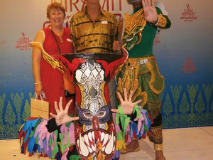 Siam Niramit Show in Phuket with Hotel Transfer and Optional Dinner Photos