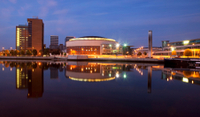 Belfast Sightseeing Cruise: Titanic Quarter and River Lagan Photos