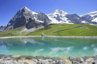 Bernese Oberland Alps Day Trip from Zurich: Kleine Scheidegg and Jungfraujoch Panorama Photos