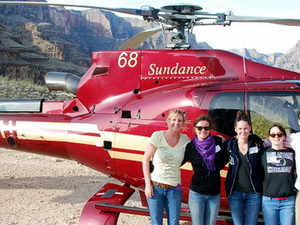 Grand Canyon All American Helicopter Tour Photos