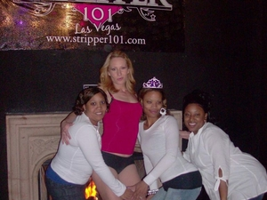 Stripper 101 at Planet Hollywood Resort and Casino Photos