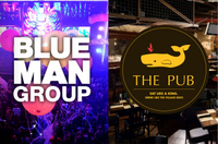 Blue Man Group Show and Dinner at the Monte Carlo Resort and Casino Photos