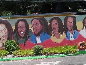 Kingston Day Trip from Ocho Rios with Bob Marley Museum Photos