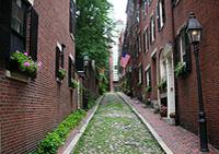 Boston Photography Tour: Beacon Hill Photos