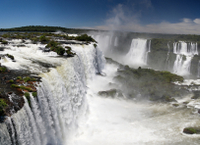 Brazilian Side of Iguassu Falls Half-Day Sightseeing Tour from Puerto Iguazú Photos