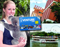 Brisbane Flexi Attraction Pass Photos