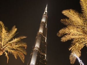 Dubai by Night City Tour Photos