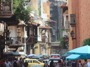 Cartagena City Tour Photos