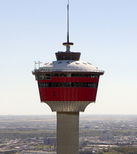 Calgary Tower General Admission Photos