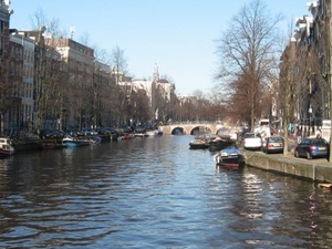 Amsterdam City Sightseeing Tour Photos