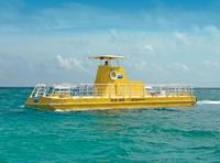 Cancun Submarine and Optional Snorkeling Tour Photos