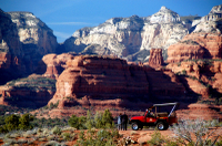 Canyons and Cowboys from Sedona Photos