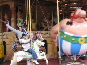 Parc Asterix Theme Park Tickets and Transport Photos