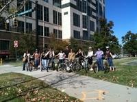 Charlotte Bike Tour Photos