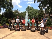 Charlotte Segway Tour Photos