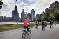 Chicago Independent Bike Tour with Full-Day Rental Photos