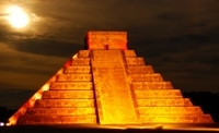Chichen Itza: Light and Sound Photos