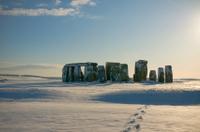 Christmas Day Tour: Windsor, Stonehenge, Bath and Lacock Photos
