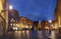 Christmas Walking Tour of Stockholm Photos