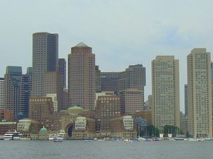 Boston Codzilla: Thrill Boat Ride Photos