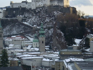 Panoramic Salzburg City Tour with Coffee and Cake Photos