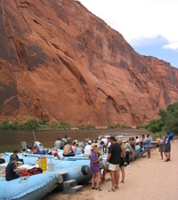 Colorado River Float Trip from Sedona Photos