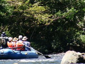 Corobici River Rafting Tour and Las Pumas Jaguar Rescue Center Photos