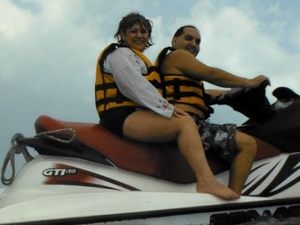 Cancun Waverunner and Snorkel Combination Tour Photos