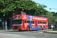 Darwin Shore Excursion: Darwin Hop-on Hop-off Bus Tour Photos