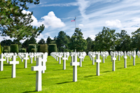 D-Day Tour Including Guided Visit of the Mémorial de Caen Museum, Lunch and D-Day Landing Beaches Photos